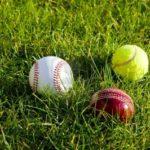 4379868-baseball-cricket-and-tennis-balls