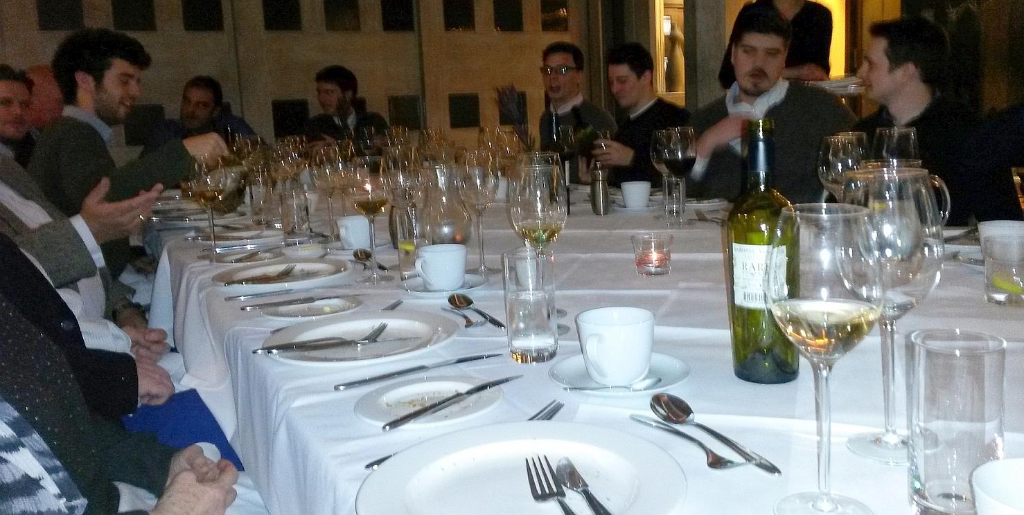 GCC Dinner at the University Center
