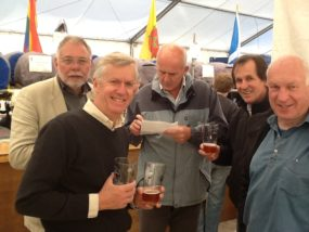 GCC at the Beer Festival