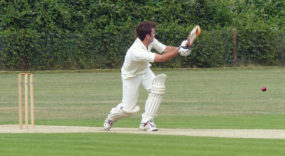 Ferg finds the boundary