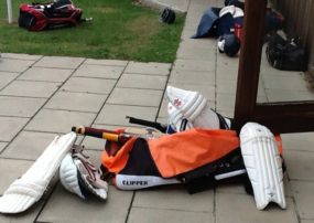 GCC's kit awaits.....
