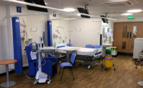 Addenbrooke's new Haematology Unit